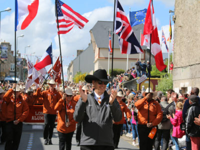 D-Day 75th Anniversary parade