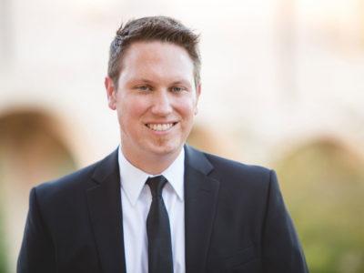A photo of Adam Wiencken