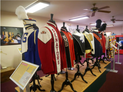 A photo from the Demoulin Museum.